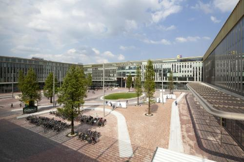 Hampton By Hilton Amsterdam Arena Boulevard photo 46