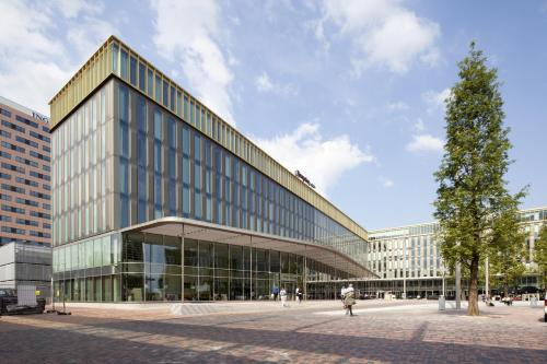 Hampton By Hilton Amsterdam Arena Boulevard impression