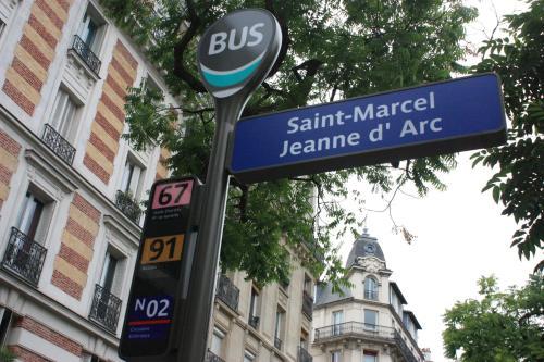 Hôtel Saint Marcel photo 17