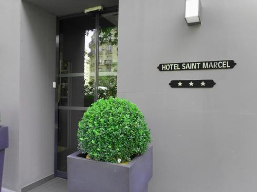 Hôtel Saint Marcel photo 21