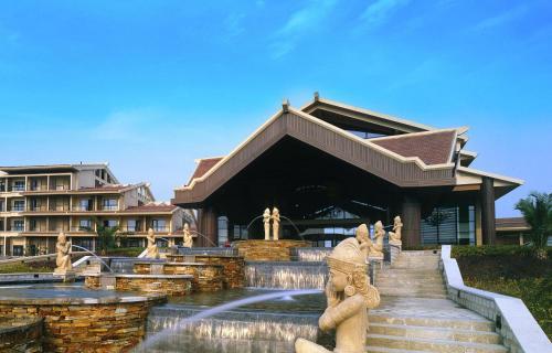 Palace Lan Resort impression