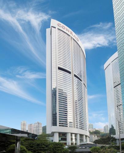 Conrad Hong Kong photo 28