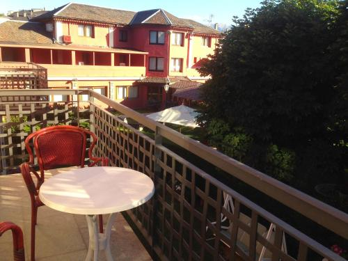 Suite con chimenea y acceso al spa Hotel Del Lago 42