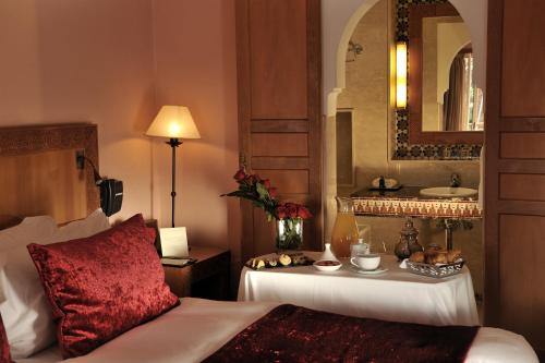 Luxury Double Room A Atlas Mountains View (Luxury Double Room  Atlas Mountains View)