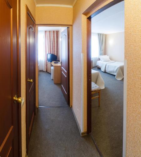 Гостиница Булгар Одноместный номер эконом-класса с общей ванной комнатой