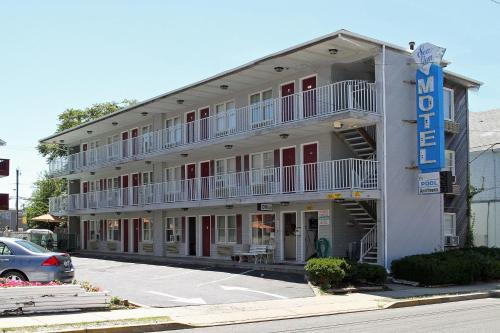 Seagem Motel And Apartments - Seaside Heights, NJ 08751