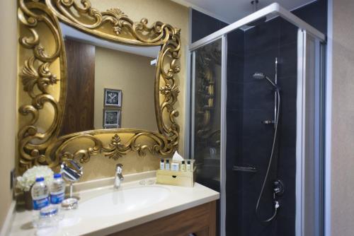 Stories Hotel Kumbaracı Двухместный номер Делюкс с 1 кроватью и террасой