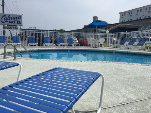Cabana Motel - Ocean City, MD 21842