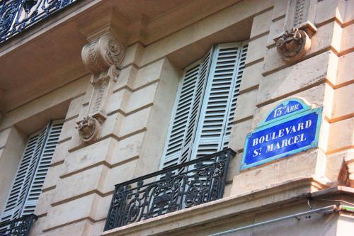 Hôtel Saint Marcel photo 23