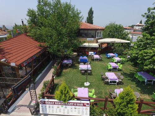 Pamukkale Ozbay Hotel tek gece fiyat