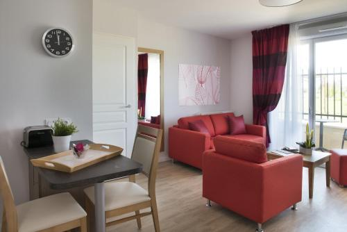 Hotel-overnachting met je hond in Domitys La Clef des Champs - Poitiers