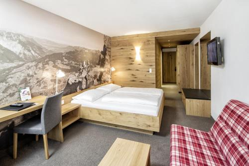 Sporthotel Silvretta Montafon Gaschurn