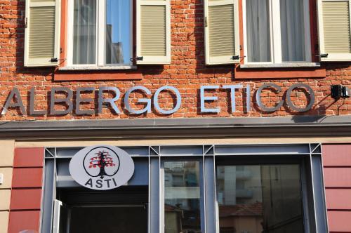 . Albergo Etico Asti