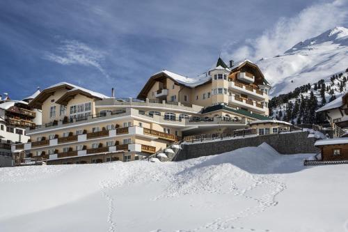 Alpenaussicht Obergurgl