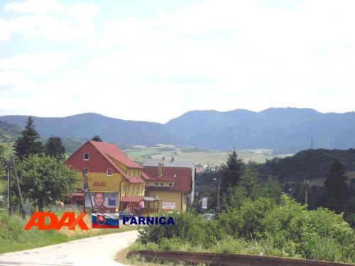 Accommodation in Párnica