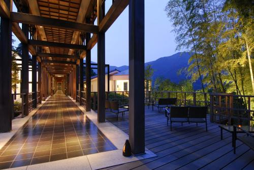 強羅花壇傳統日式旅館 Gora Kadan