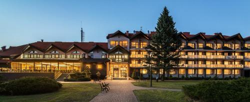 Mazurski Raj - Hotel, Marina & Spa Główne zdjęcie