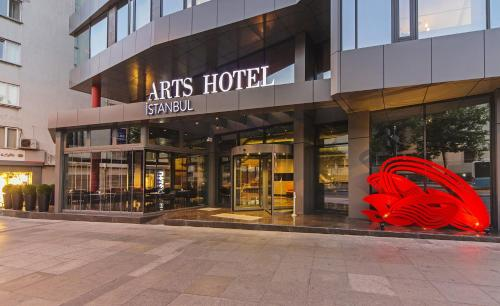 Istanbul Arts Hotel Istanbul - Special Class taxi