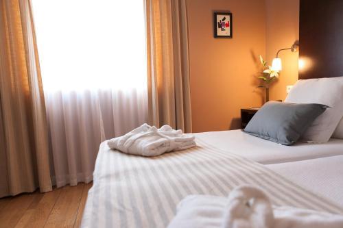 Twin Room Posada Sotobosque 7