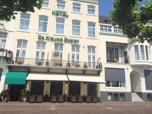 . Hotel De Nieuwe Doelen en luxe privé-wellness