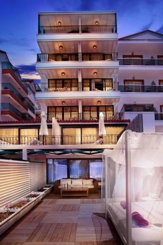 Kas Nur Beach Hotel tatil