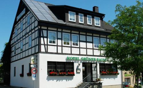 . Hotel Grüner Baum