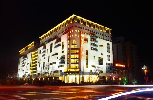 . Huangshan Parkview Hotel