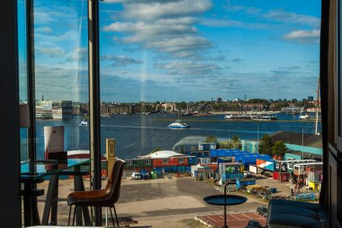 DoubleTree by Hilton Hotel Amsterdam - NDSM Wharf photo 27