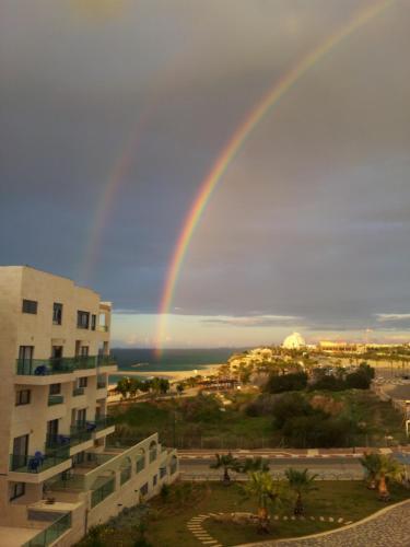. Rainbow apartment