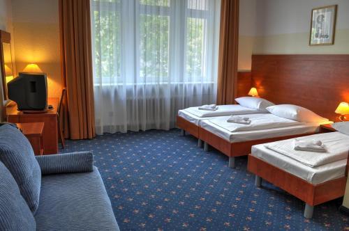 Hotel Europa City photo 36
