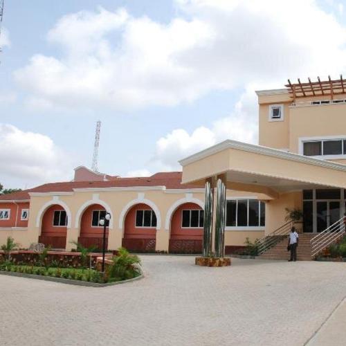 A-HOTEL com - Golden Bean Hotel, Hotel, Kumasi, Ghana