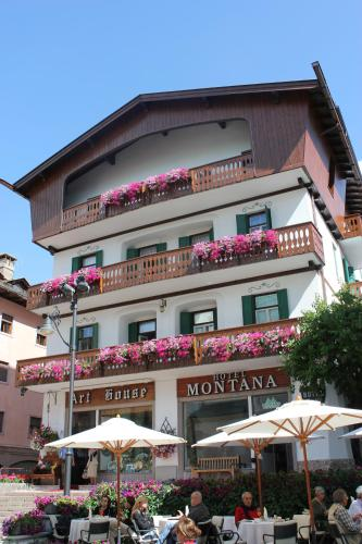 Hotel Montana 172994 Cortina d'Ampezzo