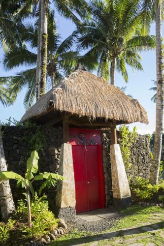 Maninoa Village, Siumu District, Upolu, Samoa.