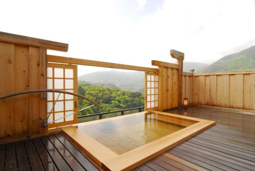 Luxury Suite with Open-Air Bath
