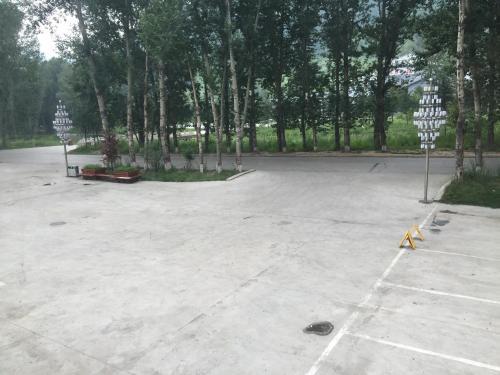 Lingfeng Mountain Villa, Xinzhou