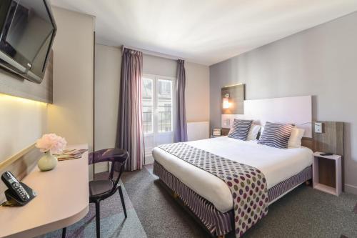 Comfort Hotel Nation Père Lachaise - Hôtel - Paris