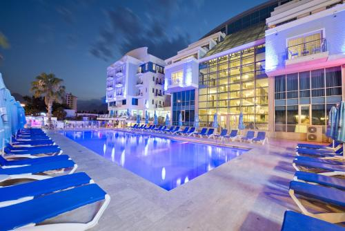Antalya Sealife Family Resort Hotel tatil