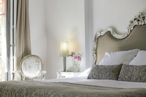 Habitación Doble Deluxe con vistas - 1 o 2 camas - Uso individual Hospes Puerta de Alcalá 10