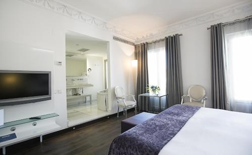 Dreamer Doppel-/Zweibettzimmer   Hospes Puerta de Alcalá 10