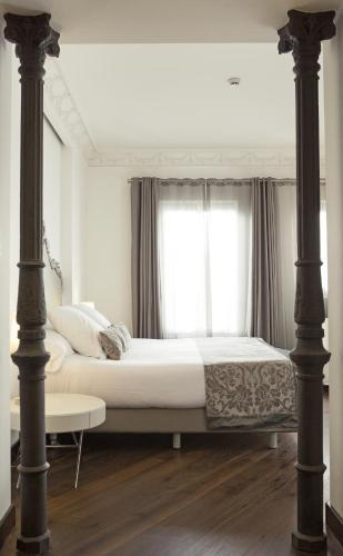 Dreamer Doppel-/Zweibettzimmer   Hospes Puerta de Alcalá 8