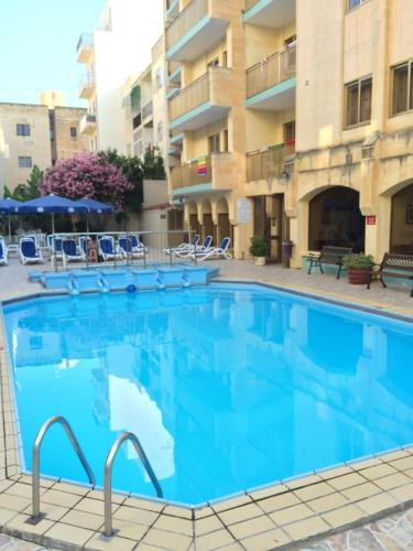 The Bugibba Hotel Foto principal
