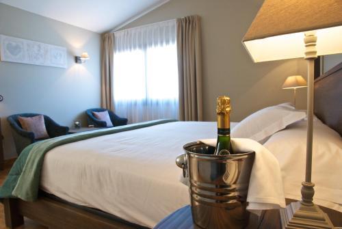 Suite - Einzelnutzung Hotel Villa Monter 18