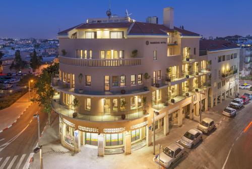 HotelMargosa Hotel Tel Aviv Jaffa