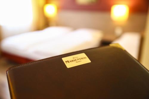 Hotel Marienthal Garni photo 24