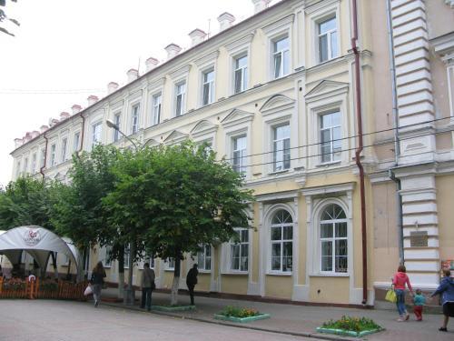 Апартаменты В Центре - Смоленск