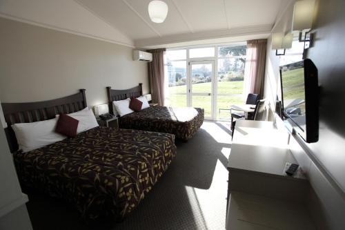 Hotel Ashburton, Taranaki Region