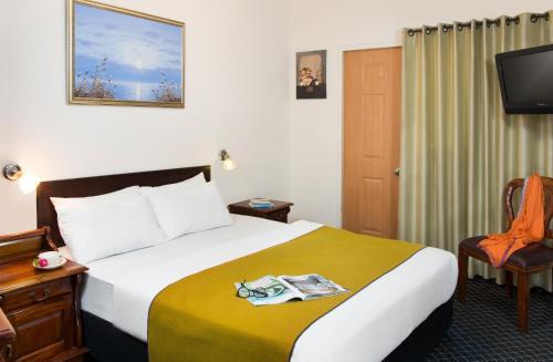 Sun City Hotel foto della camera