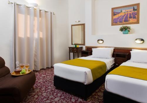 Galileo Hotel Oda fotoğrafları