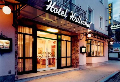 . Hotel Hallerhof
