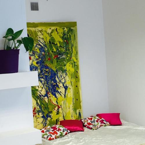 . Apartament Arte Povera klimatyzowany OZONOWANY